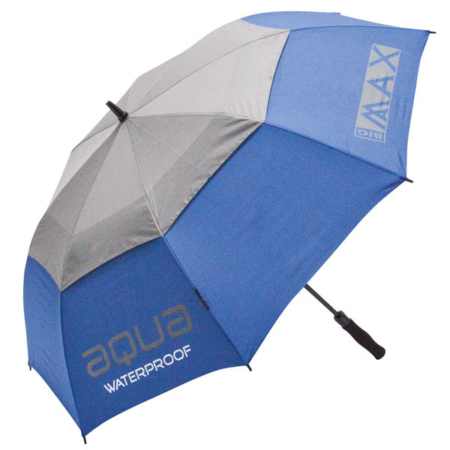 BIG MAX Aqua umbrella, cobalt/charcoal