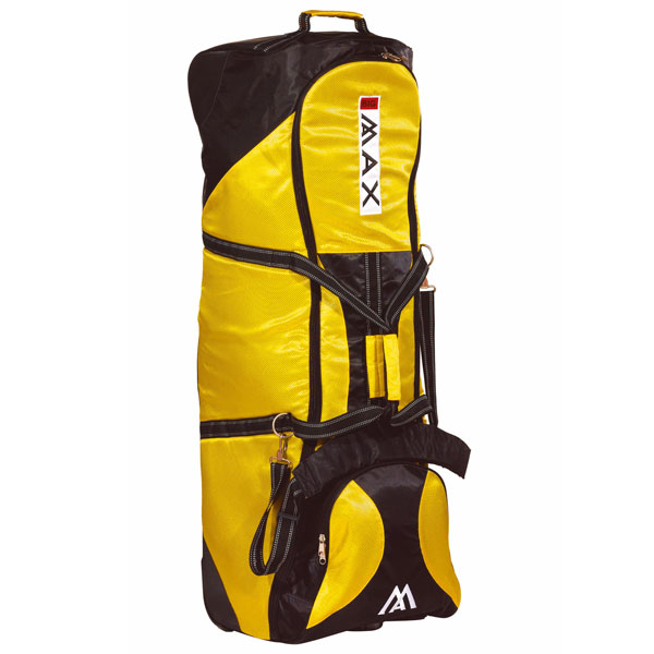 BIG MAX Atlantis Travelcover, yellow