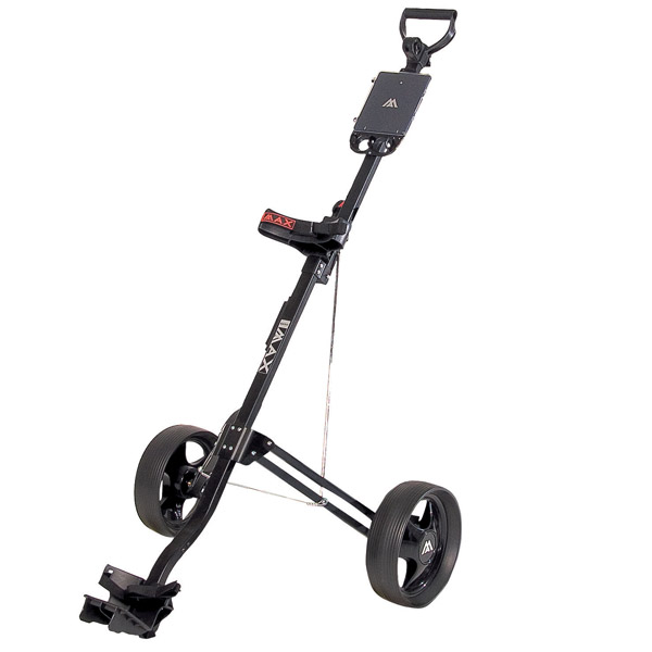 BIG MAX Basic, Pull Trolley, black