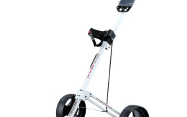 BIG MAX Basic, Pull Trolley, white