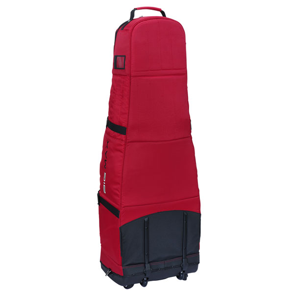 BIG MAX IQ Travelcover, red, back