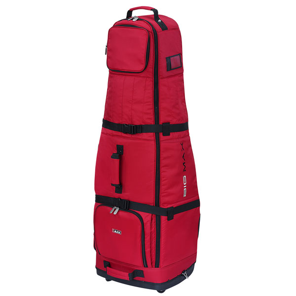 BIG MAX IQ Travelcover, red, right side