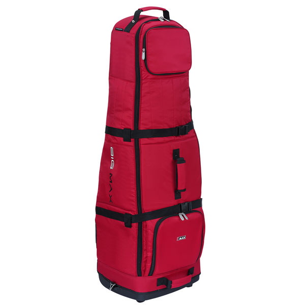 BIG MAX IQ Travelcover, red