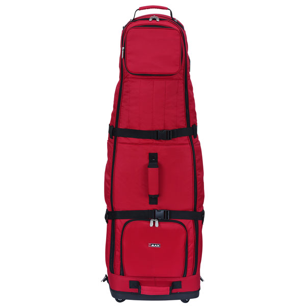BIG MAX IQ Travelcover, red, front