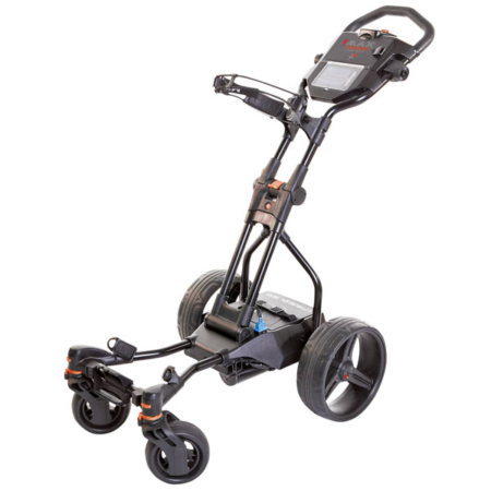 BIG MAX Coaster, electric trolley, black