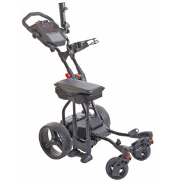 BIG MAX Coaster, electric trolley, seat