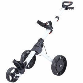 BIG MAX Nano Digital, electric trolley, white