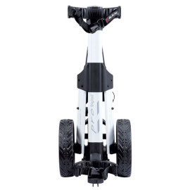 BIG MAX Pro Digital, electric trolley, folded