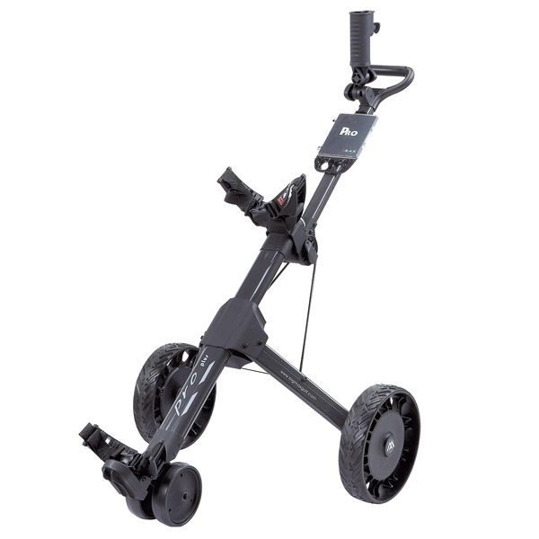 BIG MAX Pro Digital, electric trolley, charcoal