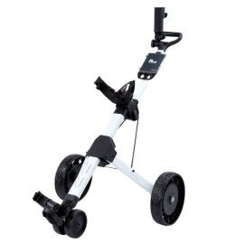 BIG MAX Pro Digital, electric trolley, white