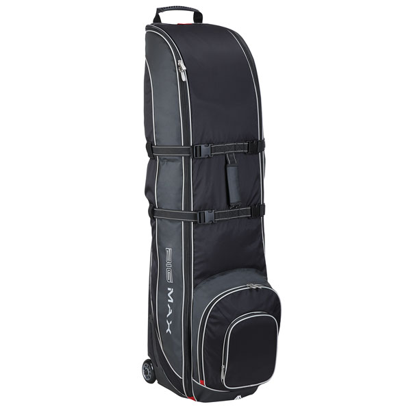 BIG MAX Wheeler 3 Travelcover, black