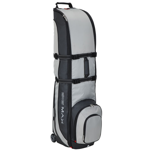 BIG MAX Wheeler 3 Travelcover, silver