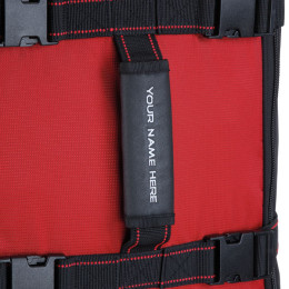 BIG MAX Wheeler 3 Travelcover, free embroidery