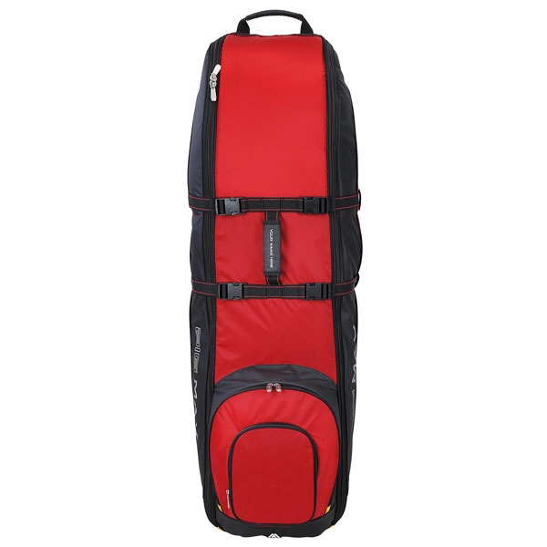 BIG MAX Wheeler 3 Travelcover, red, frontside