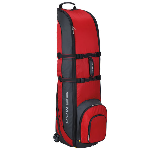 BIG MAX Wheeler 3 Travelcover, red