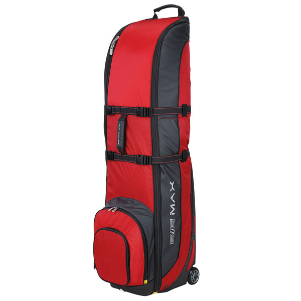 BIG MAX Wheeler 3 Travelcover, red, right side