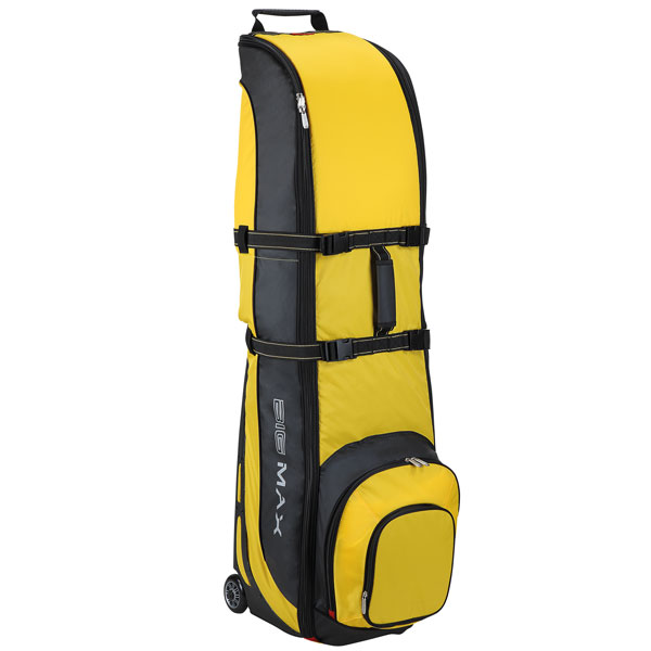 BIG MAX Wheeler 3 Travelcover, yellow
