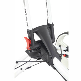 BIG MAX Z360 Push Trolley, folding mechanism