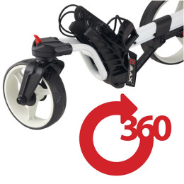 BIG MAX Z360 Push Trolley, 360 wheel