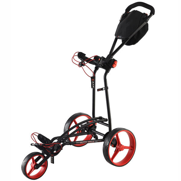 BIG MAX Autofold FF, black-red
