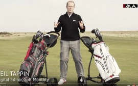BIG MAX products 2016, Golf monthly review