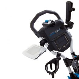 BIG MAX Navigator Quad electric trolley, accessories