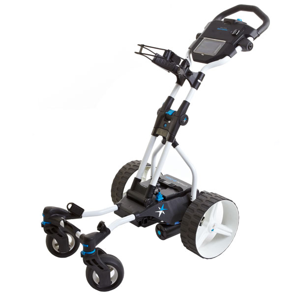 BIG MAX Navigator Quad Gyro electric trolley