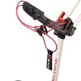BIG MAX Blade Quattro white-red detail