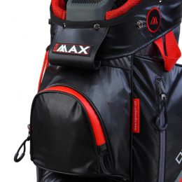 BIG MAX DriLite Cart Bag Large pocket