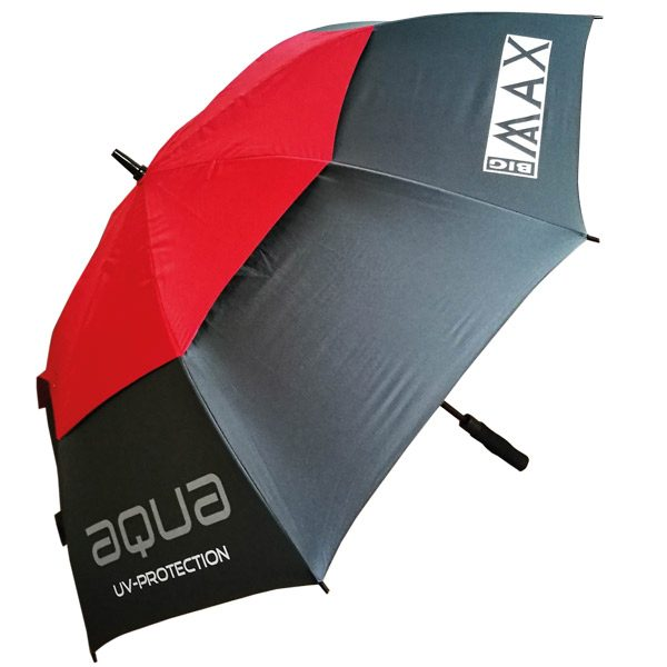 AQUA UV Umbrella red