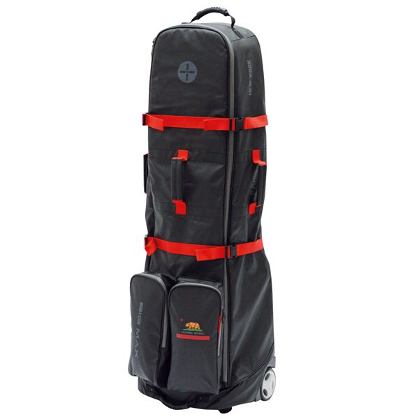 DriLite Travelcover Black-red