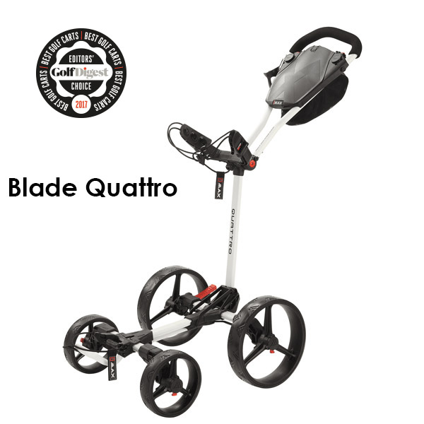 BIG MAX Blade Quattro User Manual