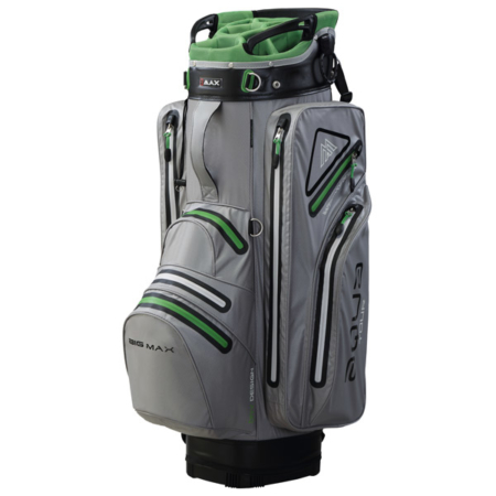 BIG MAX AQUA Tour 2 Silver lime black