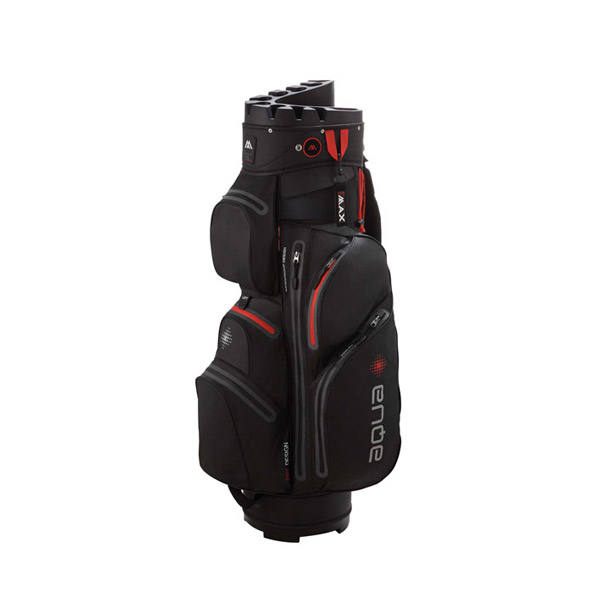 BIG MAX AQUA Silencio 2 black red