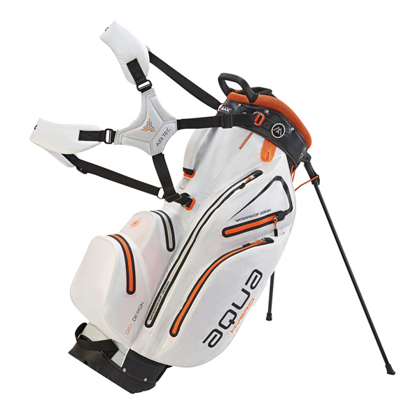 BIG MAX Aqua-hybrid-white-black-orange