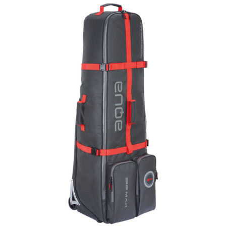 BIG MAX AQUA EZ Roller Travelcover Red