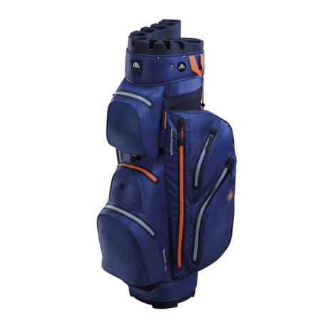 BIG MAX AQUA Siloencio Navy-orange