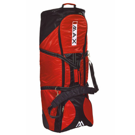 BIG MAX Atlantis Travelcover Black red