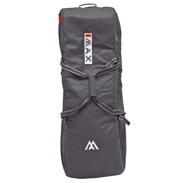 BIG MAX Double Decker Travelcover Front