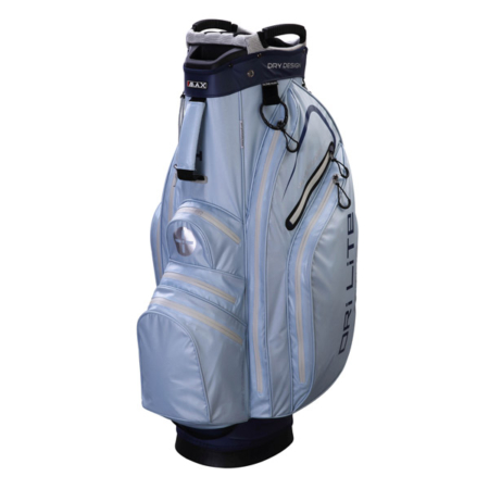 BIG MAX Dri Lite Active-Light-blue-steel-blue-silver