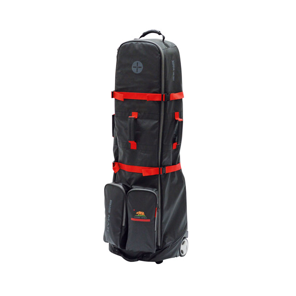 BIG MAX DRI LITE Travelcover Black red