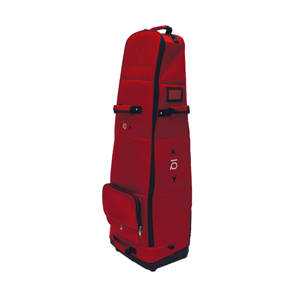 BIG MAX IQ 2 Travelcover red