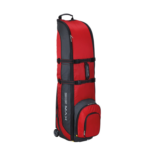 BIG MAX Wheeler 3 Travelcover red side