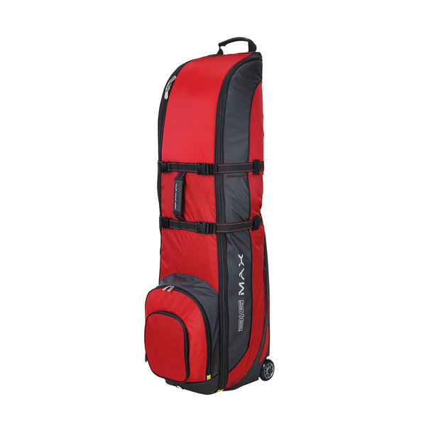 BIG MAX Wheeler 3 Travelcover red left side
