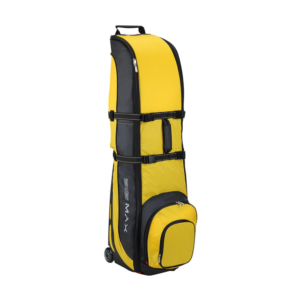 BIG MAX Wheeler 3 Travelcover yellow