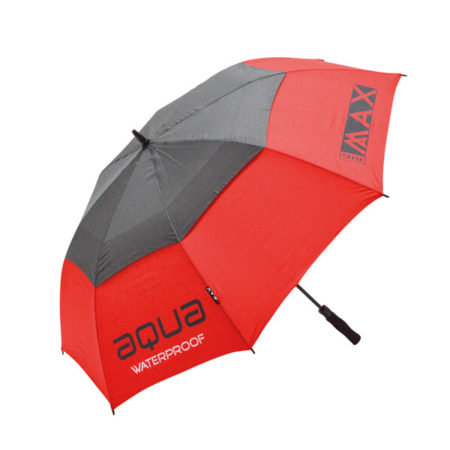 BIG MAX AQUA Umbrella Red Charcoal