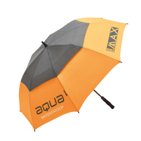BIG MAX AQUA Umbrella Orange charcoal